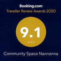 Booking.com Traveller Review Awards 2020 Nannanna